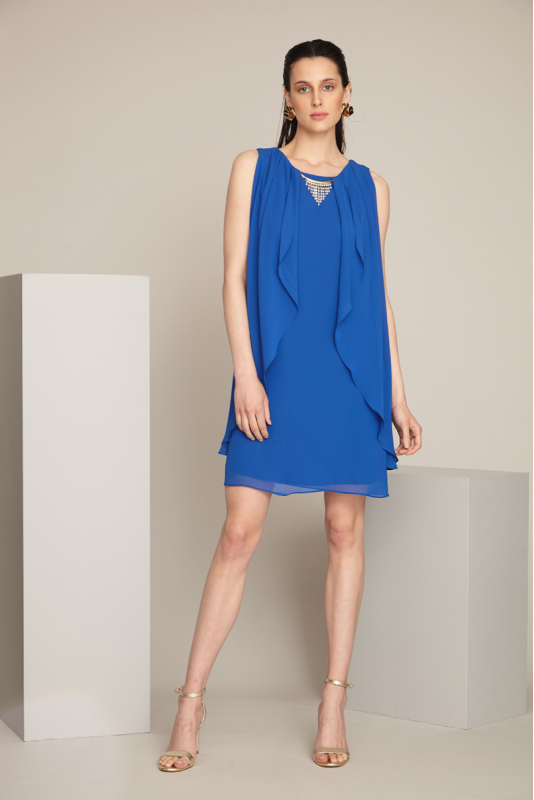 Sax plain dress