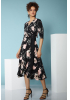Print e85 empirme dress